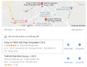 xac minh google maps